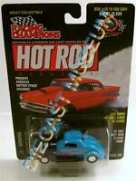 1934 '34 FORD COUPE RC HOT ROD MAGAZINE RACING CHAMPIONS DIECAST