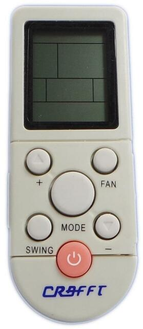 REPLACEMENT CONIA REMOTE CONTROL - YKR-F/006  CA9002