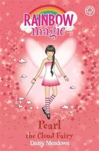 Rainbow-magic-Pearl-the-cloud-fairy-by-Daisy-Meadows-Paperback-Amazing-Value