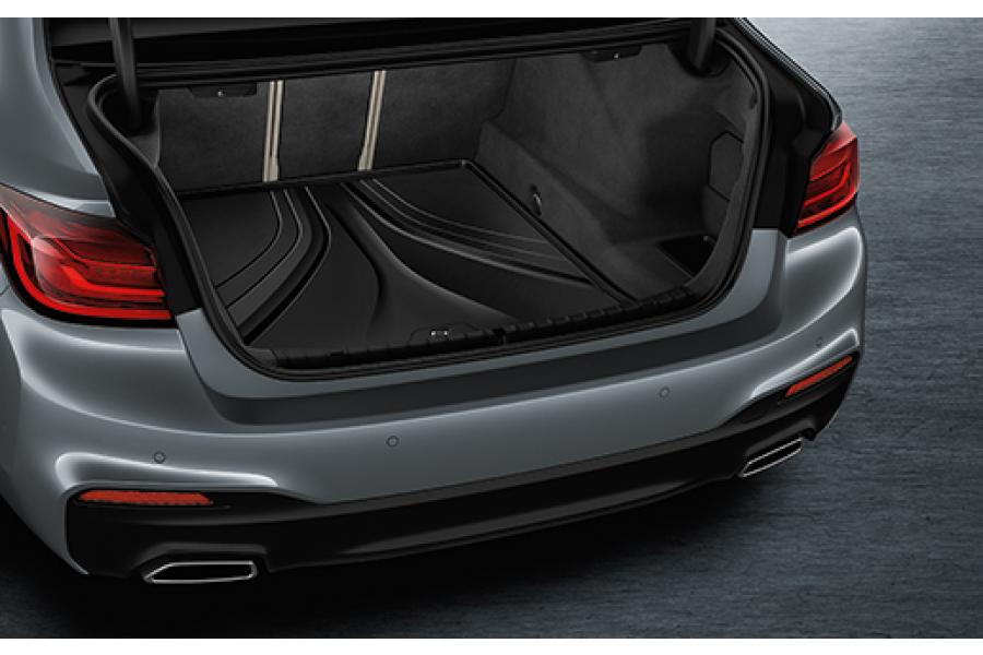 Für BMW 4er F32 ab 2013 Original TFS Premium Kofferraumwanne Antirutsch Matte