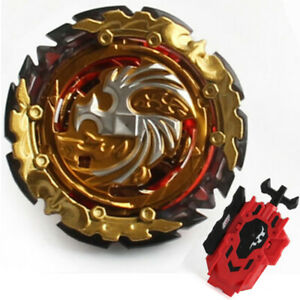 Gold-Version-Dead-Phoenix-Super-Z-Beyblade-B-131-BURST-With-Launcher