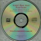 Alfred's Basic Adult Piano Course: Lesson Book: Level 1 by Alfred Publishing Co., Inc. (CD-Audio, 1995)