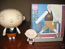 Presspop Jimmy Corrigan Vital Animus Vinyl Factory Sealed Figure Made in Japan