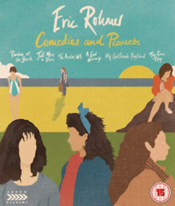 Eric-Rohmer-Comedies-and-Proverbs-UK-IMPORT-BLU-RAY-NEW