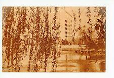 Peking University Water Tower—Vintage Beijing China PC ~1940s