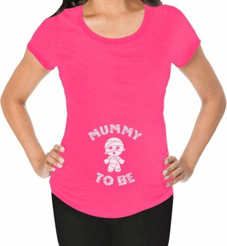 Mummy To Be Halloween Pregnancy Mom To Be Funny Maternity Shirt Gift Idea