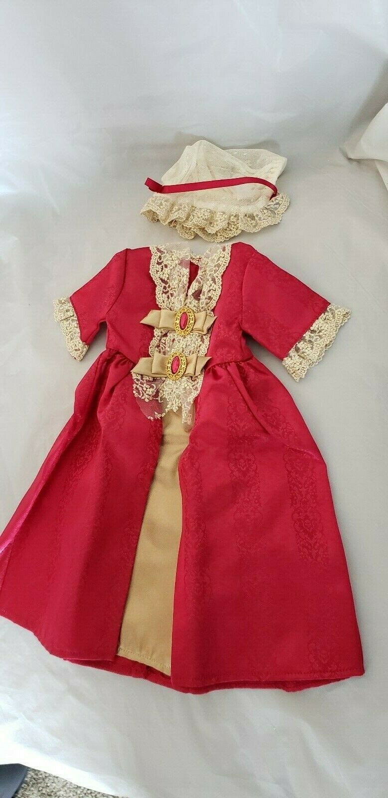American Girl Doll Felicity's Gala Gown Outfit -- New and in Original Packaging