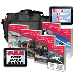 GLEIM-SPORT-PILOT-FLIGHT-INSTRUCTOR-KIT-W-ONLINE-GROUND-SCHOOL