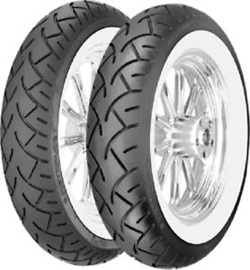 Metzeler Me880 Marathon 150 80hb16 White Wall Motorcycle Tire Ebay