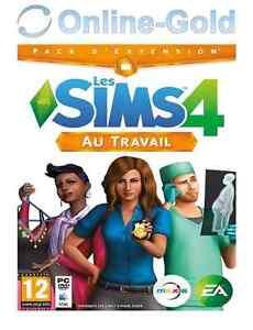 Les-Sims-4-Au-Travail-The-Sims-4-Get-to-Work-Carte-EA-Origin-PC-Cle-fr