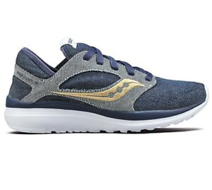 Saucony Scarpe Running Saucony KINETA RELAY DENIM BLUE WOMEN