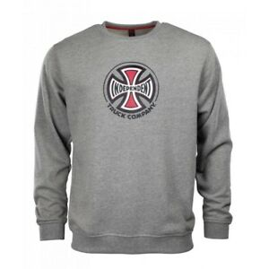 INDEPENDENT TRUCK CO CREW SWEAT BLACK
