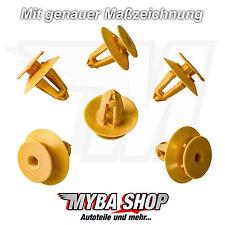 10x Verkleidung Clips Tür Mercedes A/C/E Klasse Ford Fiesta A0069884378 E865220S
