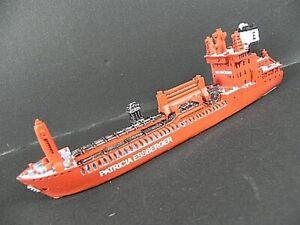 Schiff-Modell-Containerschiff-Essberger-18-cm-Polyresin-Africa-Kapstadt-Neu