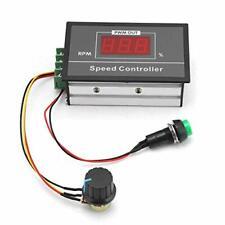 Ashata Dc Pwm Motor Speed Regulator Power Controller With Led Digital Display