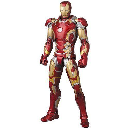 Marvel avengers mafex - 013 - mann mark 43 action - figur