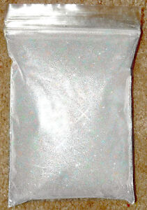 Image Is Loading White Pearl Iridescent Metal Flake 008 2oz Car