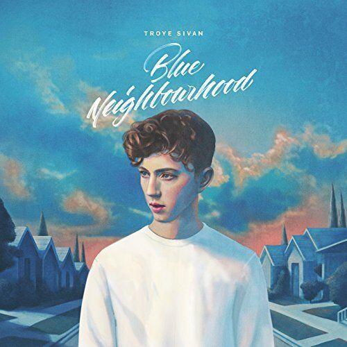 SIVAN,TROYE-Troye Sivan - Blue Neighbourhood CD NEW