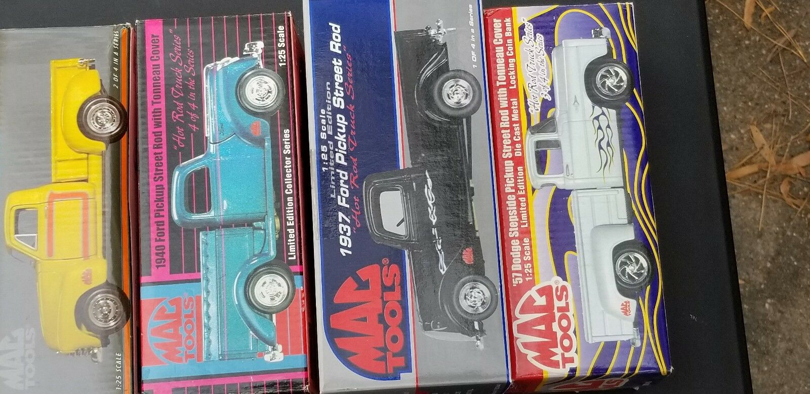 MAC Tools Lot Collectables Lot STREET RODS FORD CHEVROLET DODGE