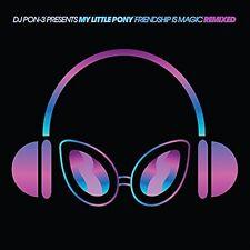INGRAM,DANIEL-DJ PON-3 PRESENTS MY LITTLE PONY FRIENDS (US IMPORT)  VINYL LP NEW