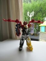 ☺ Robot Power Rangers Megaforce Gosei Great Megazord