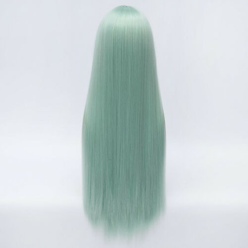 The Seven Deadly Sins Elizabeth Liones Cosplay Light green Hair Wig princess Wig