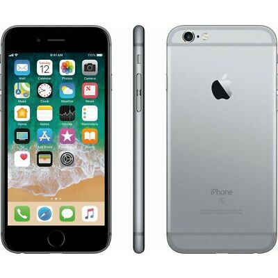 Apple iPhone 6S 32GB Silver Space Gray Rose Gold - Verizon Unlocked | Excellent
