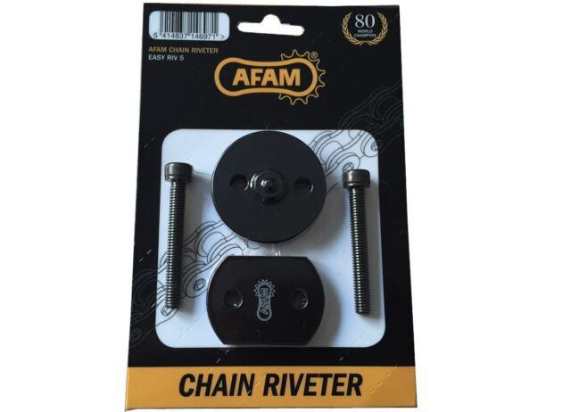 AFAM Motorcyle Chain Riveter 520 525 530 BMW F650 Funduro 96-00