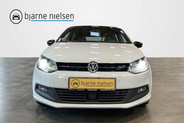 VW Polo 1,4 TSi 150 BlueGT DSG Van - billede 4