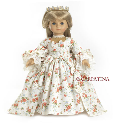 """Doll Clothes 18/"""" Dress Marie Antoinette Carpatina Made For American Girl Doll"""