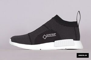 7e3af0c2c57b0 Adidas NMD CS1 Gore-Tex PK Black White Size 9.5. BY9405 yeezy ultra ...