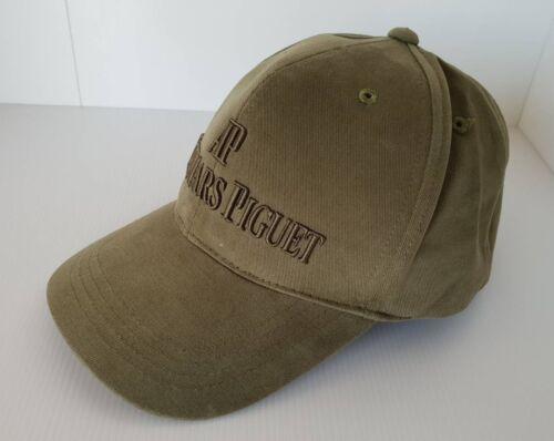 0d70506a567 ... AP AUDEMARS PIGUET Green with Green Embroidery Cap Hat Royal Oak  Millenary
