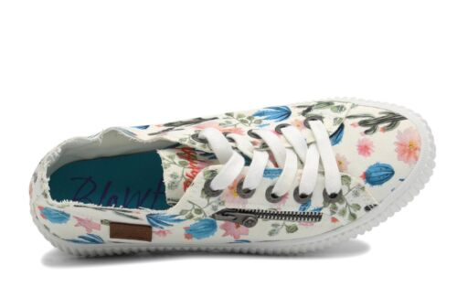 blanches en toile Coyotes Blowfish New UwqxO4E4S