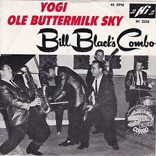 "Bill Black's Combo ""Ole Buttermilk Sky"" 1961 Record (VG++/NM) & Pic Slv (VG++)"