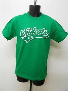 Nuevo-Abilene-Christian-Acu-Wildcats-Mediano-para-Hombres-M-Camiseta