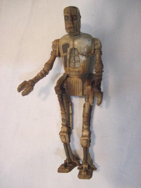 OLD VINTAGE STAR WARS 1983 DROID ROBOT ACTION FIGURE KENNER TOY