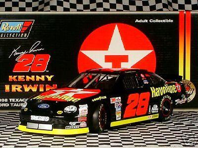 Kenny Irwin   28 Texaco Havoline 1998 Ford Taurus Mib