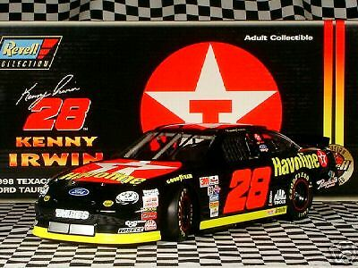 Kenny Irwin #28 Texaco Havoline 1998 Ford Taurus MIB