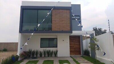 Solares casa nueva residencial en coto