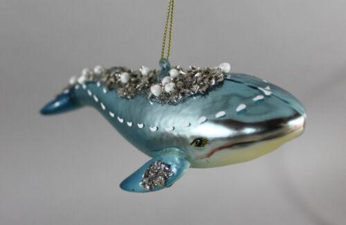 Wal Meer Fisch Anhänger Weihnachten Christbaumschmuck Weihnachtsanhänger