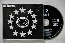 "U2  "" Numb ""  very rare 5"" Promo CD Single"