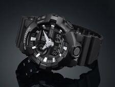 GA-700-1B Black G-shock Men's Watches Analog Digital Resin Band New