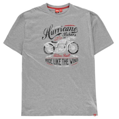 D555 T-shirt Herren Tshirt T Shirt Kurzarm Top Dayton 1896