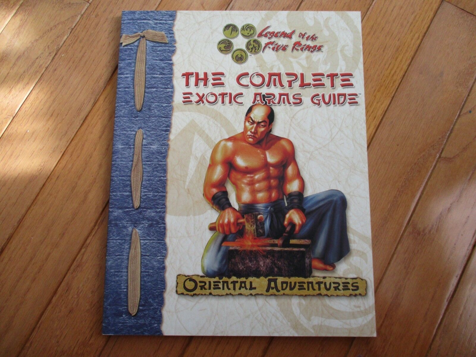 L5R RPG Oriental Adventures The Complete Exotic Arms Guide