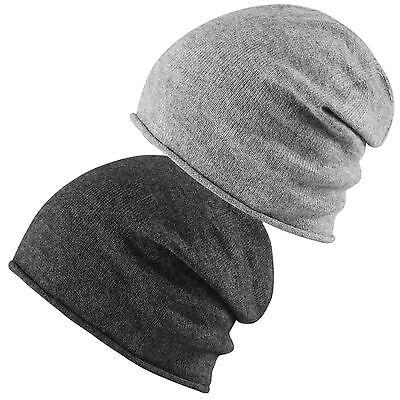 Rigoroso Mstrds Cachemire Slouch Beanie Master Dis Cashmere Viscosa Inverno Sci Berretto Ha-