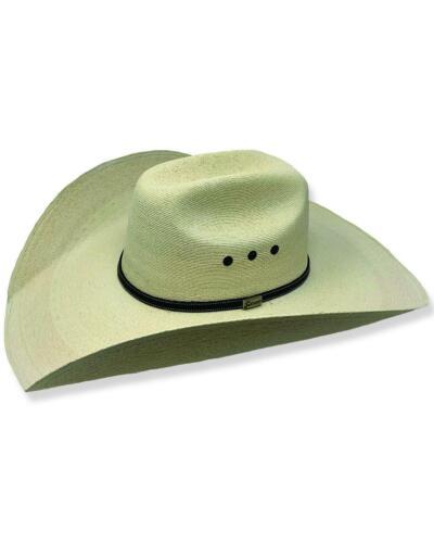 """Atwood Men/'s Aspermont Low Crown /""""5/"""" Palm Cowboy Hat ASPLC7X-E-A"""