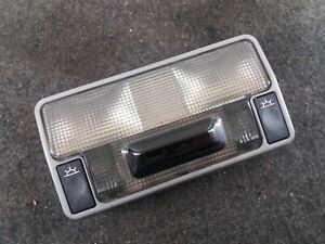 PEUGEOT-605-1997-LHD-FRONT-INTERIOR-ROOF-READING-LIGHT