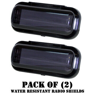 NEW Pyle PLMRCW2 Water Resistant Marine Radio Stereo Head Unit Splash//Dust Cover