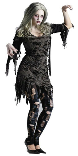 LIVING Dead zombie donna Halloween Costume