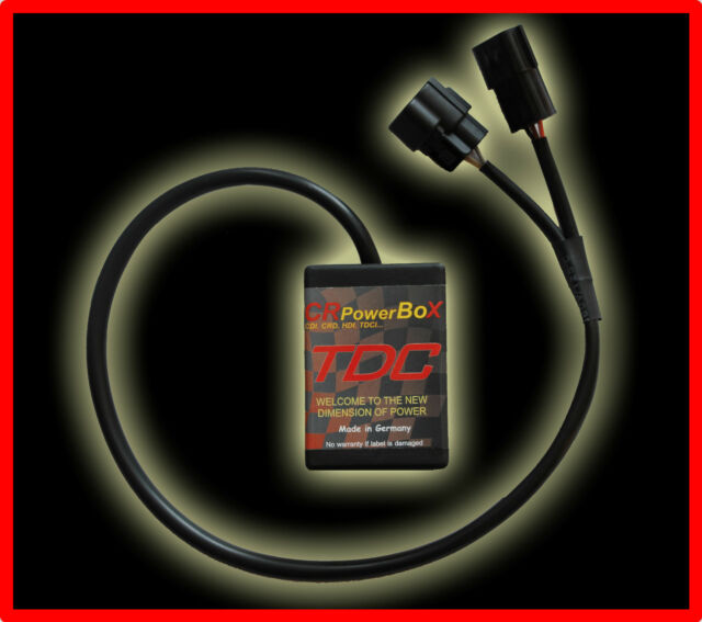Power Box CR Diesel Performance Chip Tuning Module for Toyota Hiace D4D
